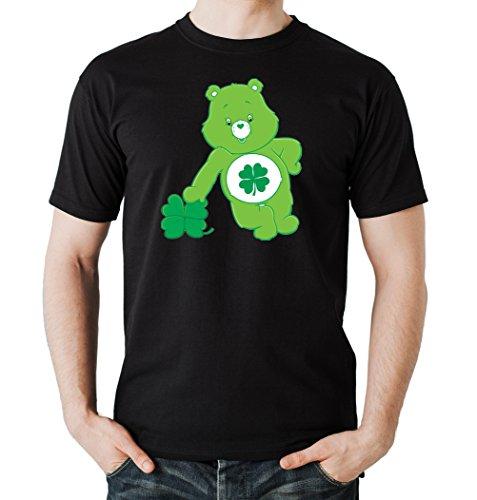 Certified Freak Lucky Bear T-Shirt Black M -