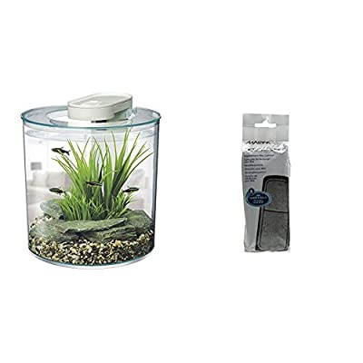 Marina 360 Aquarium 10L, and Water Conditioner