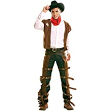 1e8f529cd2 My Other Me Me-202621 Disfraz de vaquero para hombre XL Viving Costumes  202621