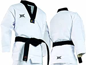 Mooto MTX martial arts uniform (Color: White Size: 140 CM)