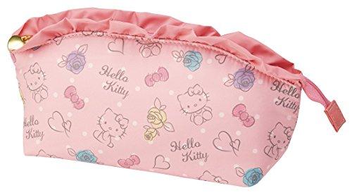 Skater Fluffy Coque Pochette pour accessoires Dos Hello Kitty Sanrio Kpf1s