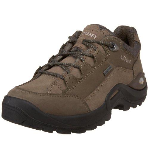 Lowa Womens Renegade II Gore-Tex Lo Stone Nubuck Shoes