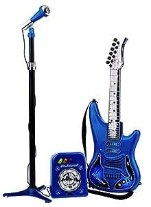Reig - 843 - Set Guitare, Micro Et Baffle