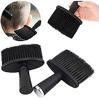 MZY1188 Cepillo de barbero - Cepillo de peluquería, Cepillo Limpio para el Cuello de la Cara para peluquería de peluquería
