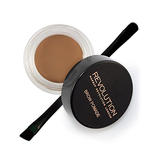 MAKEUP REVOLUTION Brow Pomade Soft Brown, 3 g (Brow Pomade Soft Brown)