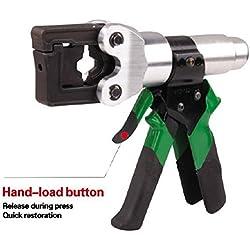 Mabelstar HT-150Mini pince à sertir hydraulique (système de sécurité à l'intérieur) pour conducteur de 4-150 mm²