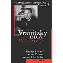 The Vranitzky Era in Austria (Contemporary Austrian Studies)