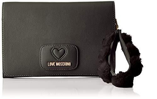 Love Moschino Borsa Pu+poliestere - Pochette da giorno Donna a391ea4f02a