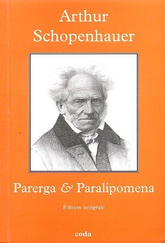 Parerga & Paralipomena
