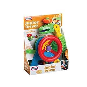 Fun Time Junior Driver Infant Steering Wheel