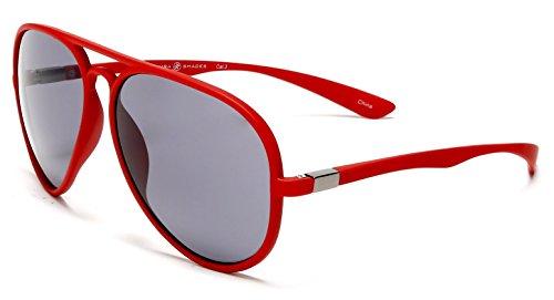 Samba Shades Prämie Pilotenbrille Flieger Sonnenbrille Carrera UV400 Schutz Optimal Entwurf Herren und Frauen Aviator Sonnenbrillen