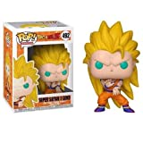 FunKo Pop! Dragonball Z Super Saiyan 3 Goku 492