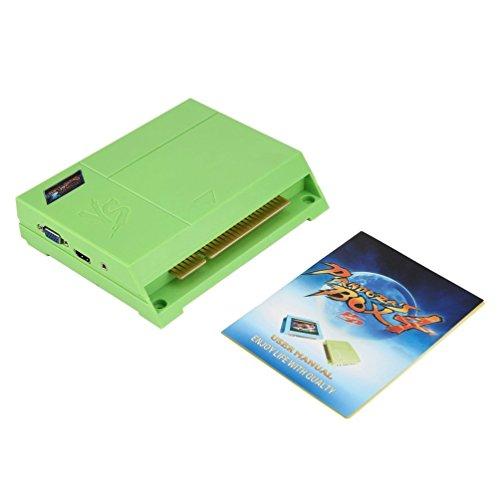 Oyamihin 999 In 1 für Pandoras Box 5s Jamma Arcade 8G RAM Klassische Multi Spiel Brettspiel Unterhaltung System Top Chipsatz - Chipsatz Ram
