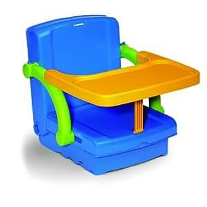 babysun nursery r hausseur de chaise booster blue b b s pu riculture. Black Bedroom Furniture Sets. Home Design Ideas