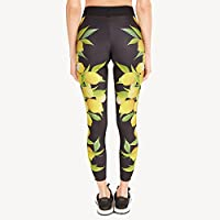 Preisvergleich für MAYUAN520 Bedruckte Leggings Frauen hohe Taille Sport Leggings Fitness Yoga Hose Slim Elastic Leggins weiblich Training läuft Strumpfhosen Hose