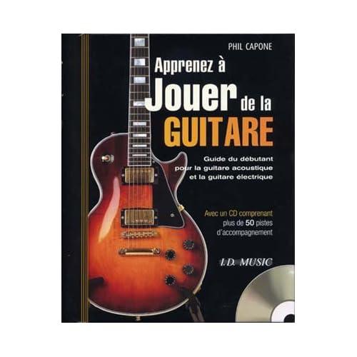 Apprenez a Jouer de la Guitare Tab CD