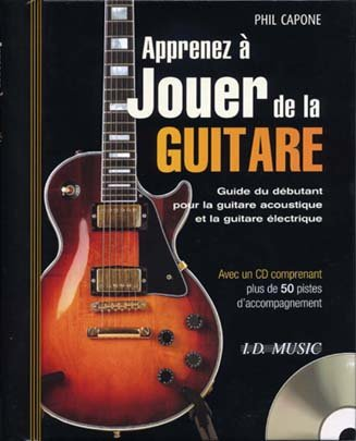 Apprenez a Jouer de la Guitare Tab CD par Capon Phil