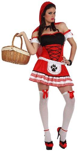Atosa 10550 Costume Cappuccetto Rosso Sexy, Misura