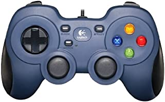 Logitech F310 Gaming Gamepad, Mavi