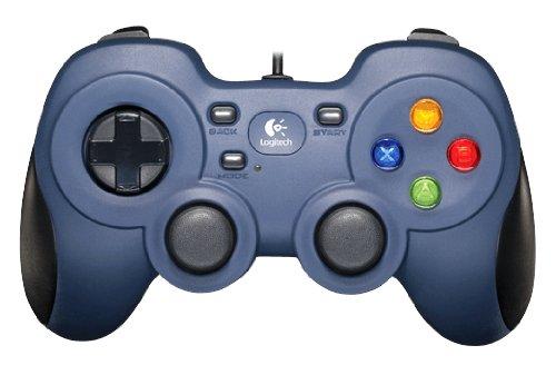 Logitech F310 S Manette de jeu pour PC Bleu