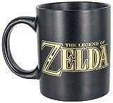 The Legend of Zelda Mug Zelda Hyrule Logo 300 ml, Keramik, Multicolored, 12 x 12 x 0.38 cm