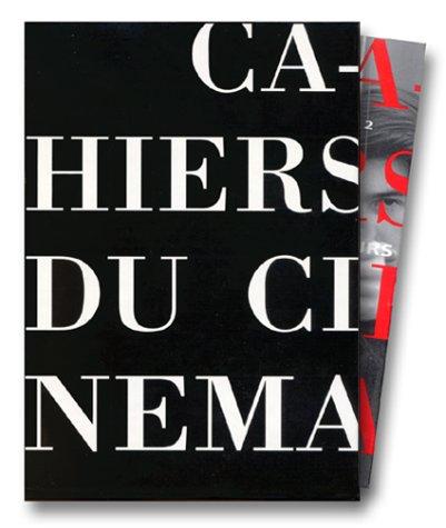 Coffret cahiers du Cinéma, Histoire d'une revue, tomes 1 et 2 : A l'assaut du cinéma ; Cinéma, tours et détours par Antoine de Baecque