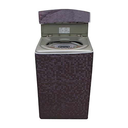 Glassiano Washing Machine Cover For Whirlpool STAINWASH DEEP CLEAN Fully Automatic Top Load 6.5 Kg  available at amazon for Rs.399
