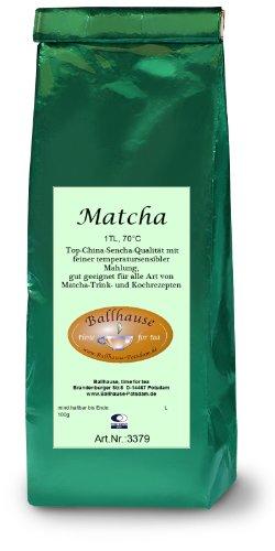 Matcha-Tee