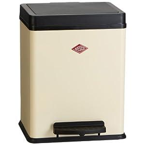 Wesco 380 511-23 Öko-Sammler 1 x 20 Liter, mandel