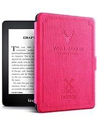 DATOUDATOU para Amazon Kindle Paperwhite 2018 Liberado Nuevo e-Book Kindle Paperwhite 4 Moda de