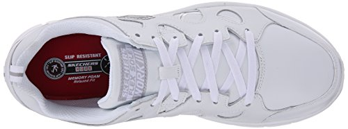 Skechers For Work 77062 Synergy Hosston Chaussure de marche white