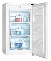 IceKing 48cm Under Counter Freezer in White RZ109AP2