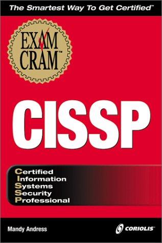CISSP Exam Cram por M. Andress