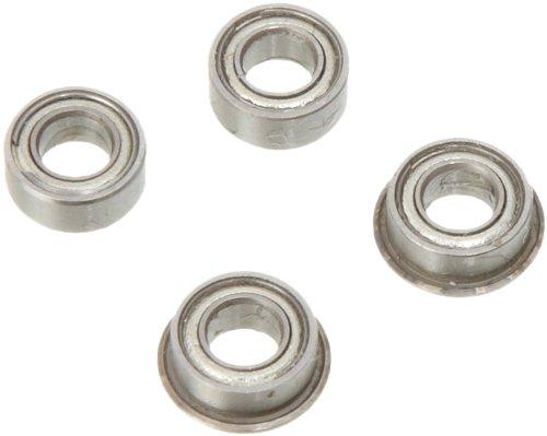 Graupner 4487.12  - Rodamientos radiales con brida 3/6X2, y 2/6X2 5, 5 Importado de Alemania