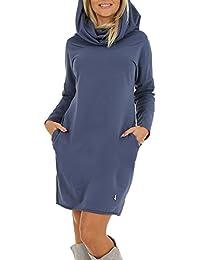 Amazon damen kleider winter