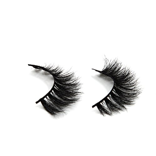 345921ff1ed Arison Lashes Horse Hair False Eyelashes 3D 100% Hand-made Natural Look for  Makeup