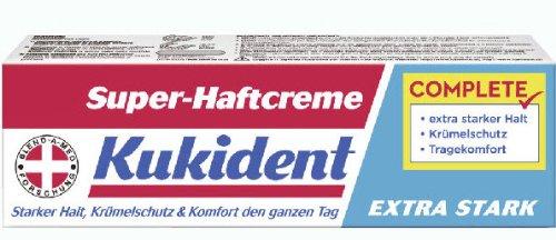 Kukident Super-Haftcreme 47 g Extra Stark