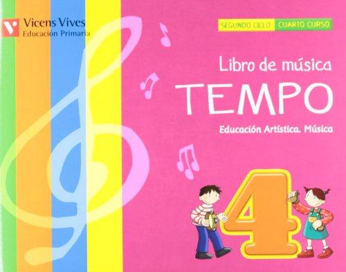 El libro de música tempo 4 andalucía libro (+cd)