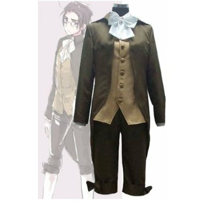 Axis Powers Hetalia Österreich Cosplay Uniform Kostüm Version 2