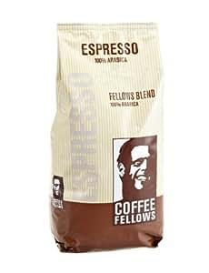 Coffee Fellows Espresso, 1er Pack (1 x 1 kg)