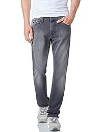 Pioneer Herren Straight Leg Jeanshose Rando