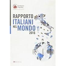 Rapporto italiani nel mondo 2016