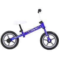 Riscko Bicicleta sin Pedales Baby Star (Azul)