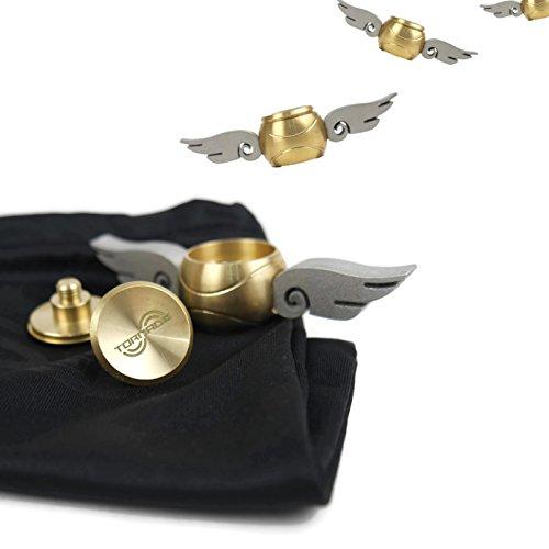 6 Brass Fidget Spinner - Buyitmarketplace co uk