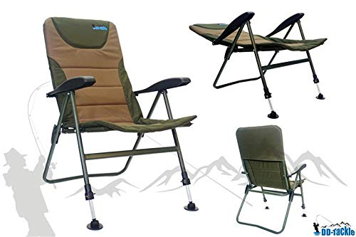 DD-Tackle Specialist Karpfenstuhl Carp Chair Arm