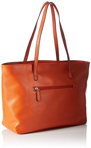 Gerry Weber - Rainbow Shopper, Borsa shopper Donna Arancione (Orange (orange 200))