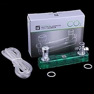 Générateur de CO2 bricolage jauge D501 du système de pression bricolage Tank Aquarium Planté
