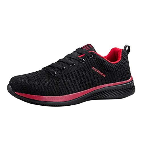 ODRD Schuhe Herren Leichte leichte Bequeme atmungsaktive Laufschuhe für Herren Wanderstiefel Hallenschuhe Worker Boots Laufschuhe Sportschuhe Wanderschuhe