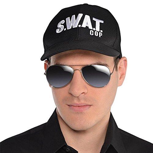 Cops & Robbers SWAT Hats