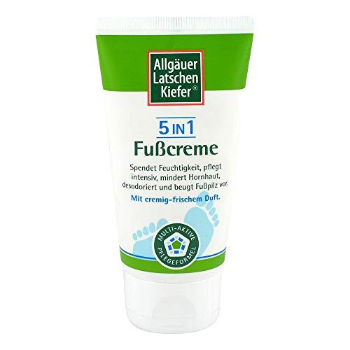 LÉGÉRENCE Crème pour les pieds 5 en 1 75 ml